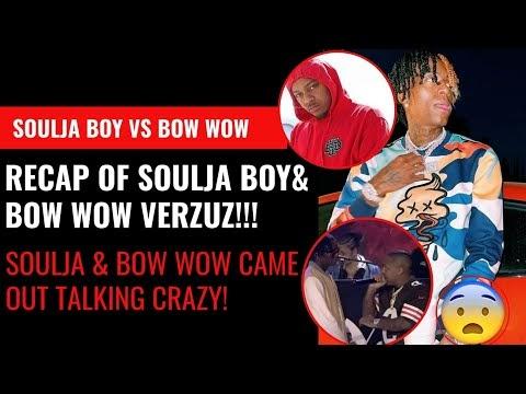 Soulja Boy - Bow Wow vs. Soulja Boy Lyrics