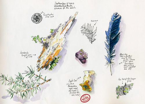 September 2013: Hiking Treasures
