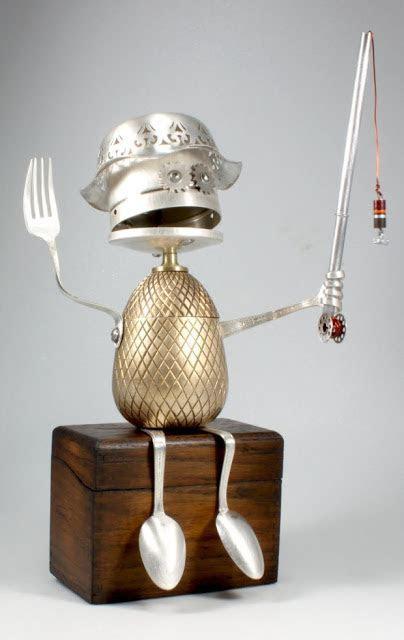 Lost & Found: Robotic genius