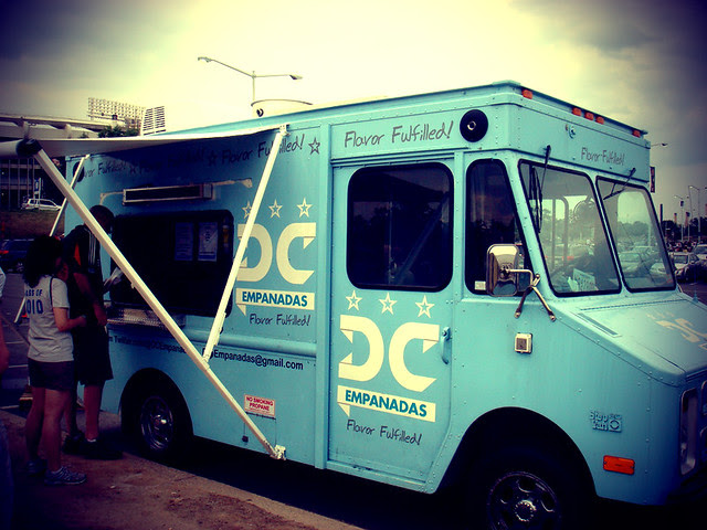 The DC Empanadas Truck