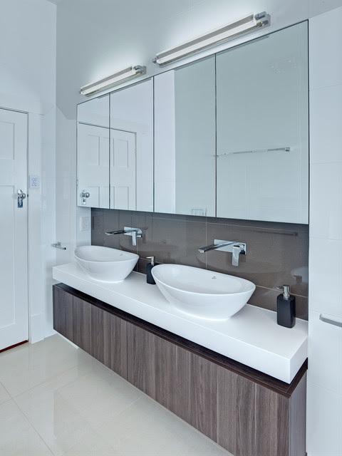 Award Winning Small Bathroom Design - Contemporary ...