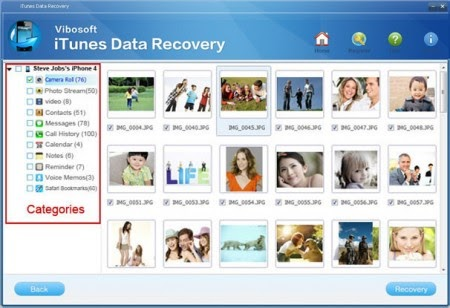 Vibosoft iTunes Data Recovery 5.0.0.1Serial Key Crack Full Version Free Download2.2MB