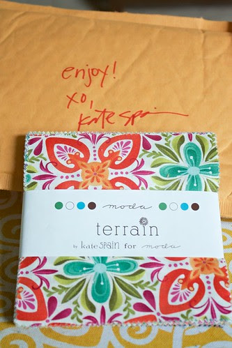 Surprise Package from Kate Spain
