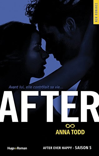 Couverture After, intégrale, saison 5 : After ever happy / L'éternité