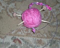 Mirror Yarn Ball