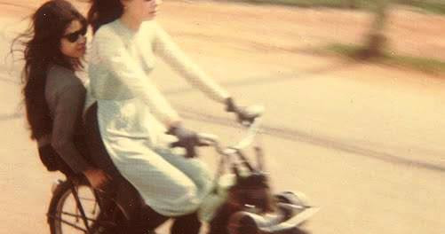 Sưu Tập- Thú chơi ngông hay trưởng giả? Vélo Solex: Lý tưởng để đèo em dạo phố – Phan Văn Song