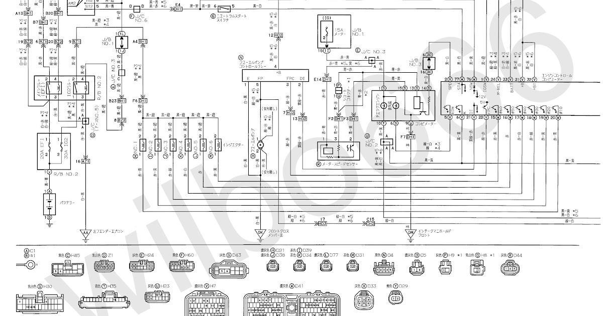 92 Camaro Ecm Wiring Diagram