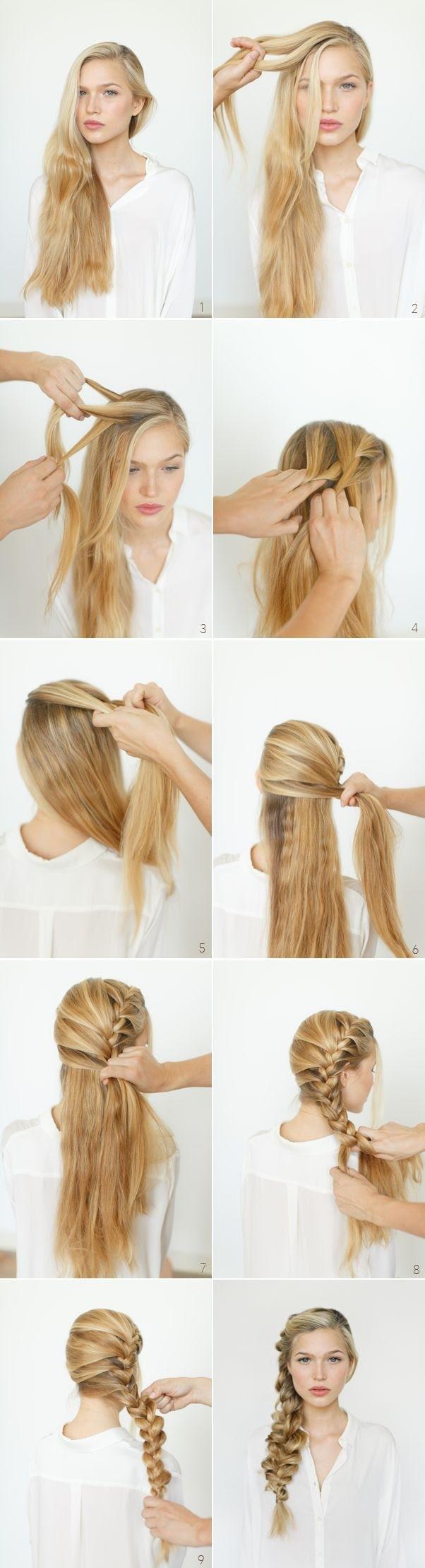8 Cute Braided Hairstyles For Girls Long Hair Ideas PoPular Haircuts
