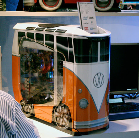 VW Bus Computer