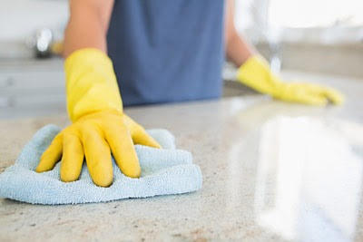 Cleaning and Disinfecting Your Facility