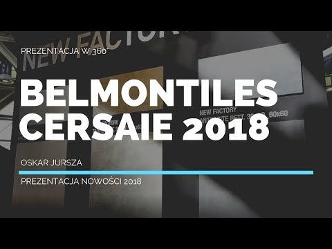 Belmontiles Cersaie - video 360 stopni