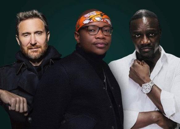 Master KG Drops 'Shine Your Light' Video ft Akon & David Guetta   WATCH