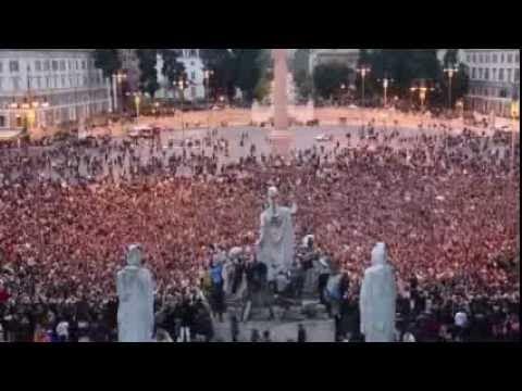 in trentamila a roma a ballare gangnam style: video