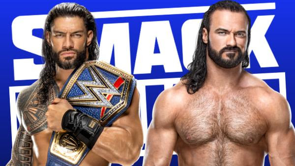 Watch WWE Smackdown Live 10/8/21 October 8th 2021 Online Full Show Free