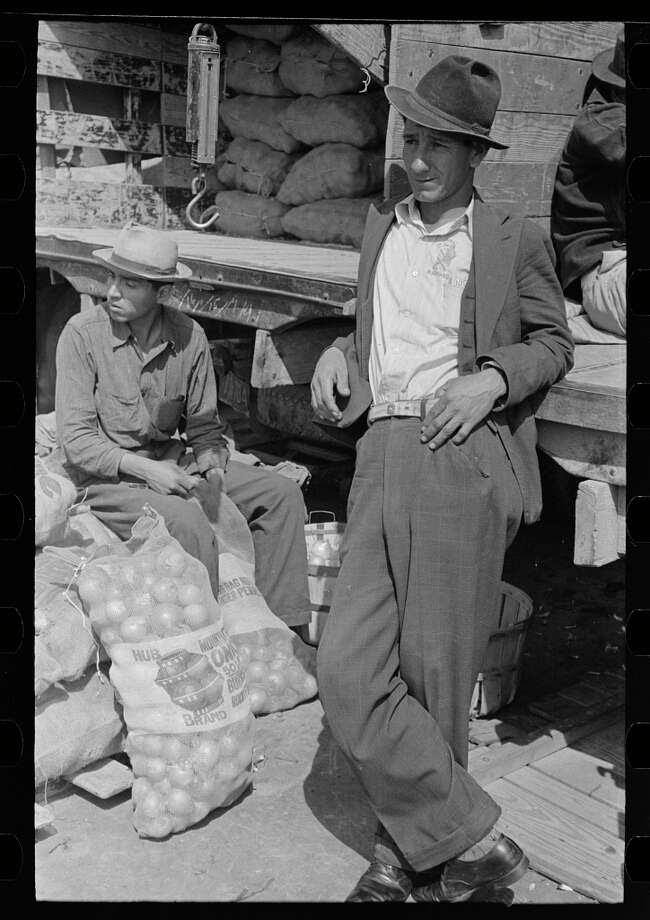 Historical photos show San Antonio faces of the Great ...