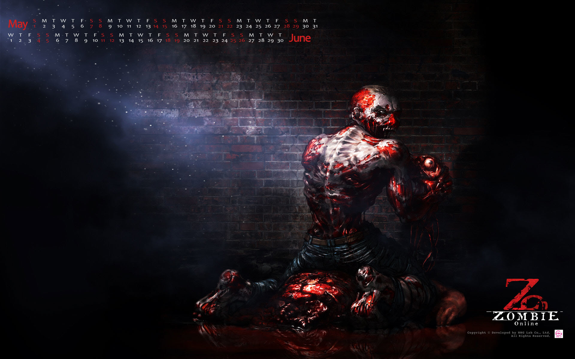 Scary Zombie Wallpaper (67+ images)
