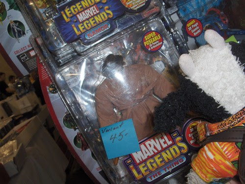 $45! I'm pretty sure Mister Grimm did not intend his toy to be sold for that much