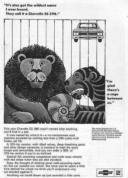 1966 Chevelle Dealer Brochures