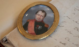 Napoleon Bonaparte's belongings to be auctioned – in pictures