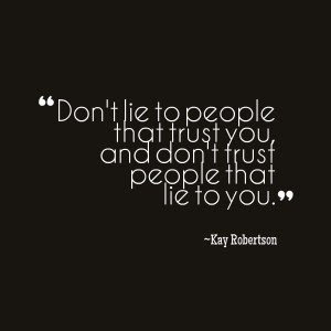 Quotes About People Lie 196 Quotes