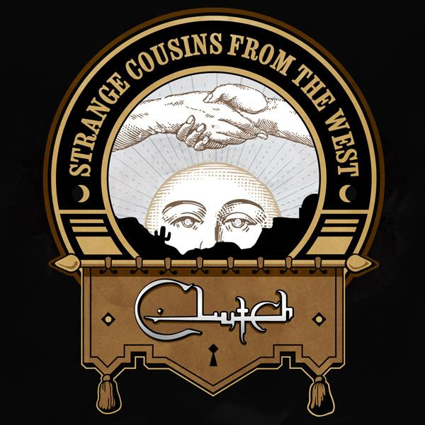 Clutch - Strange Cousins from the West Album Cover