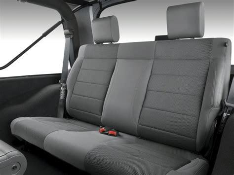 image  jeep wrangler wd  door rubicon rear seats