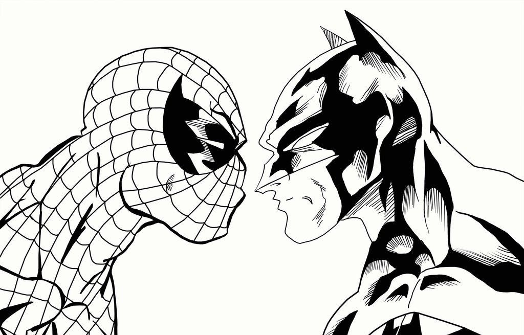 74 Spectacular Spiderman Coloring Pages For Free