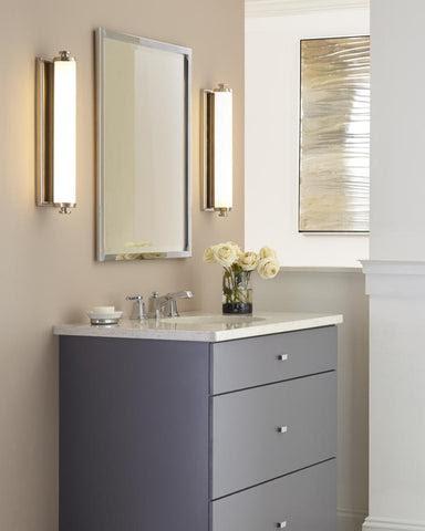 Comment éclairer Le Miroir De Salle De Bain Choisir Le Bon