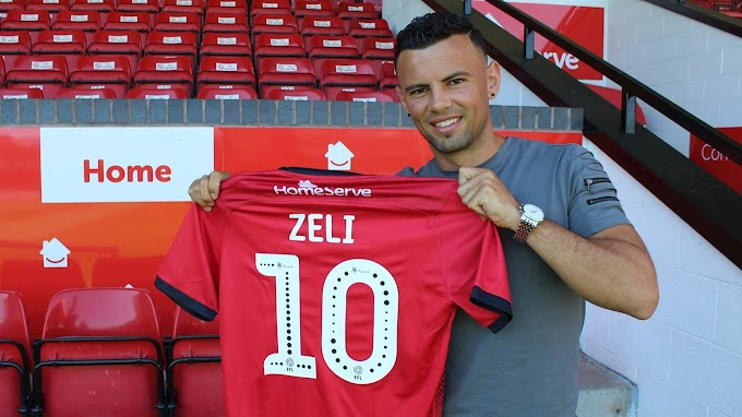 """Zeli Ismail: """"I'm Buzzing to Be Back"""""""