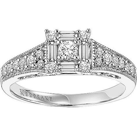 Keepsake Brand Diamond Rings   Wedding, Promise, Diamond
