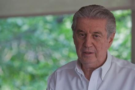 Raúl Cremoux, director general de Canal 22. Foto: Octavio Gómez