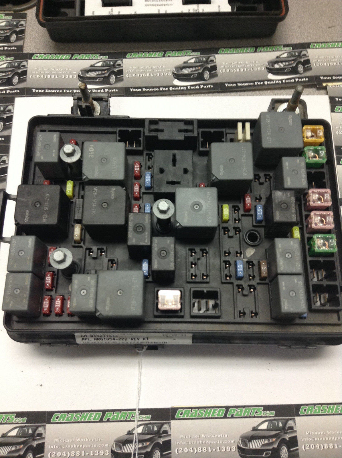 For 2009 Hhr Fuse Box