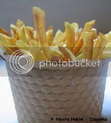 Navita's french fries