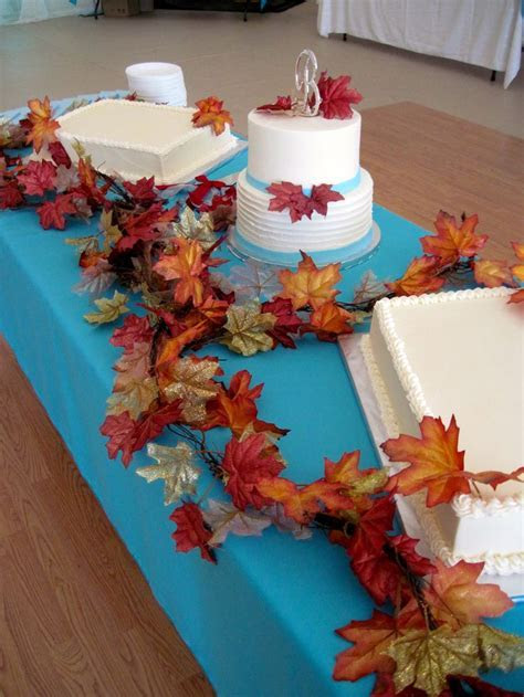 154 best Wedding cake table images on Pinterest   Cake