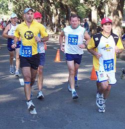 A seguir corriendo... próximo domingo 17 de Abril  6ta. Maraton Complejo Educativo Brigadier Lopez