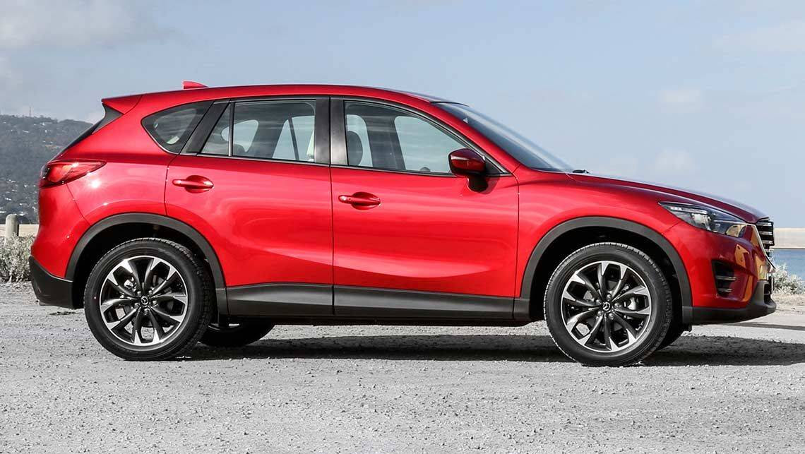 The Motoring World: TOW CAR AWARDS - The 2015 Mazda CX-5 has been ...