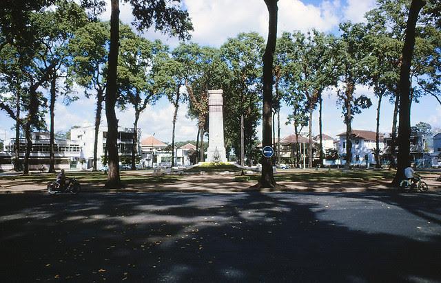 Saigon 1964 - Công trường Chiến sĩ (Hồ Con Rùa)