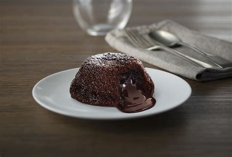 Chocolate Fondant   Delectable Lindt Recipes   World of