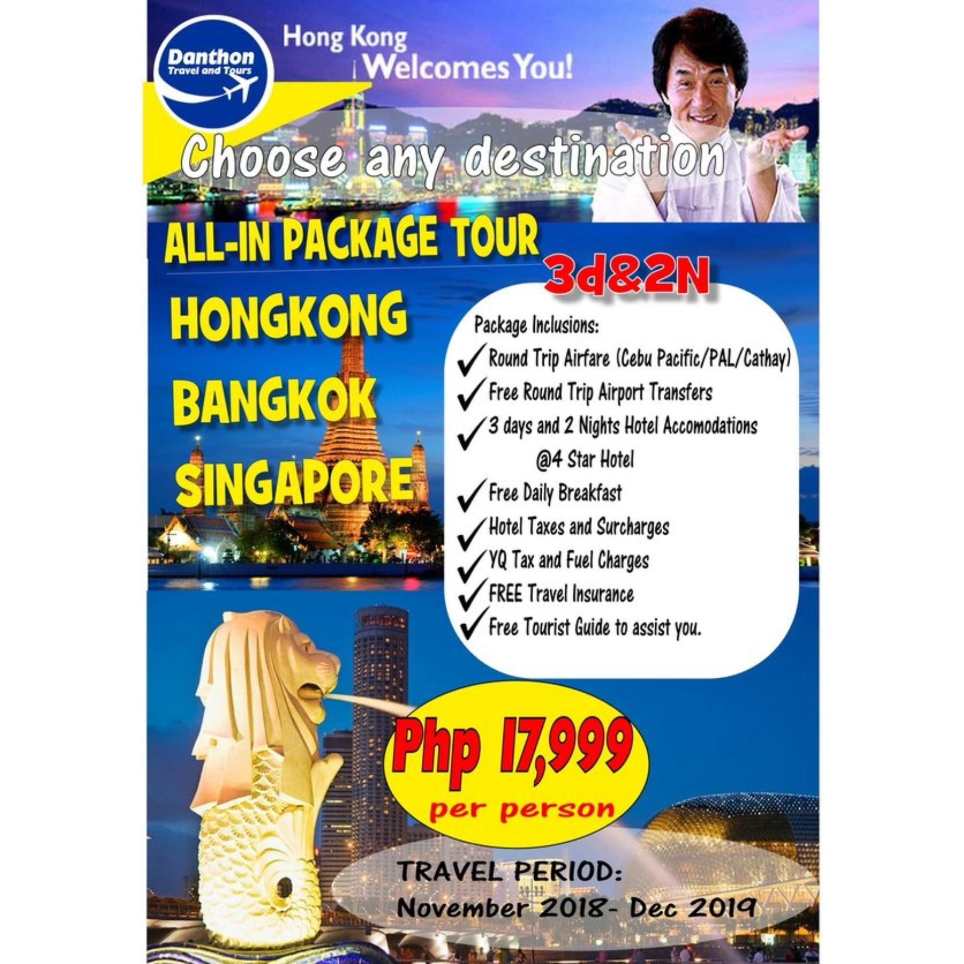 Singapore Travel Packages 2018  Joshymomoorg