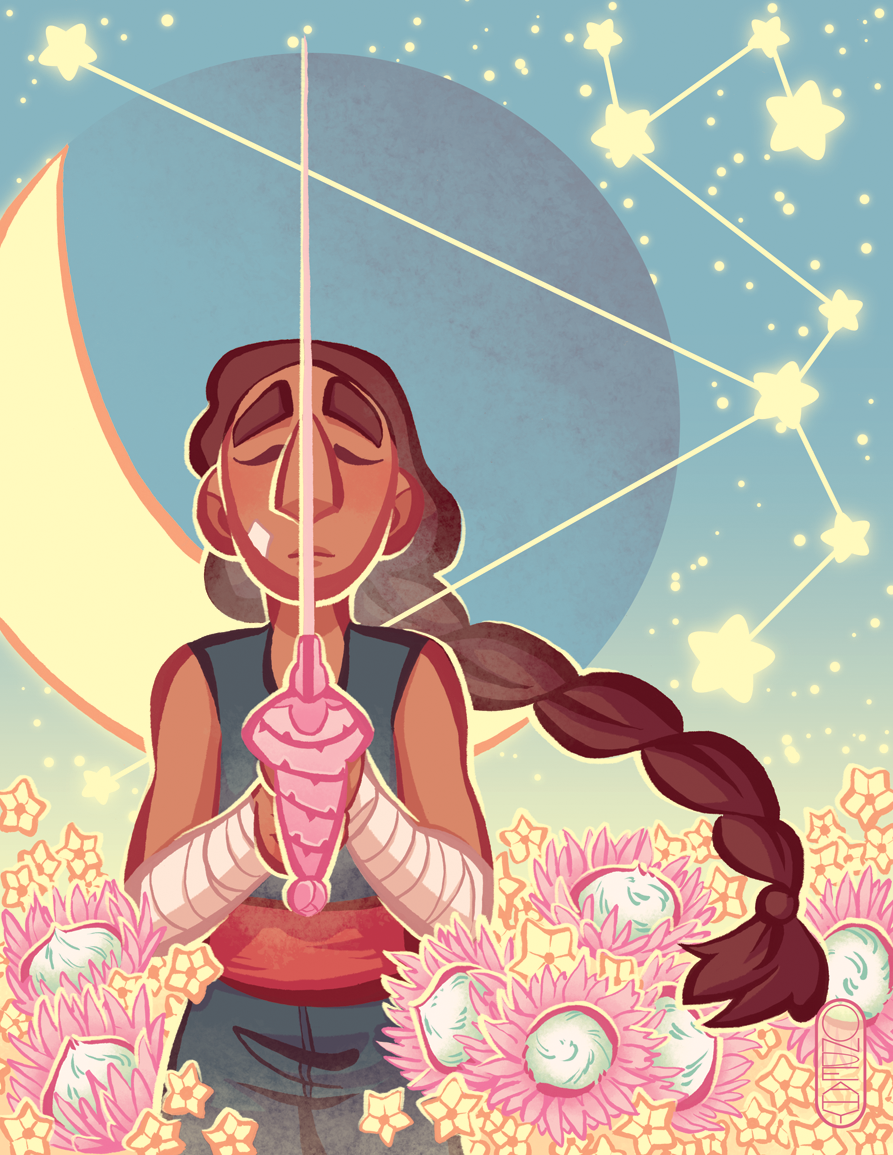 🌙🌸🌼🌙Lunar+Floral Gems🌙🌼🌸🌙 I'm so excited to finally be able to show all of these together and finished! I worked super hard this past week or so to get all of these from flat colours to finished. I've...