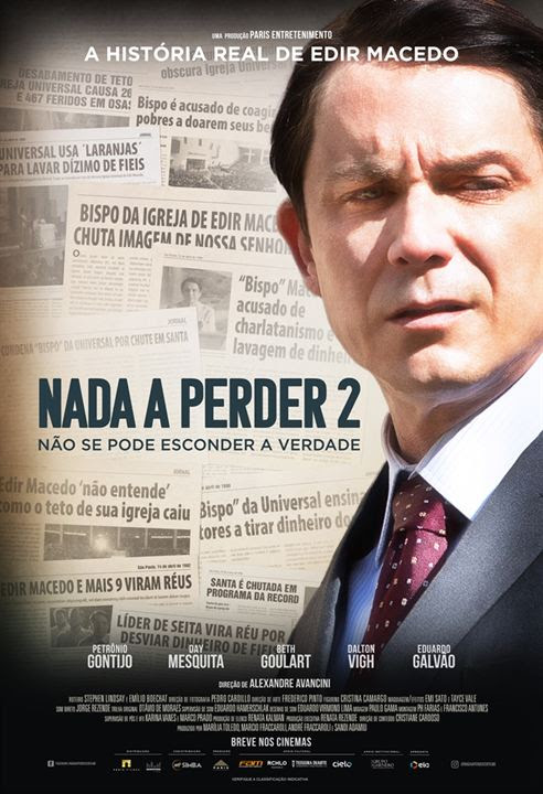 Nada a Perder 2 : Poster