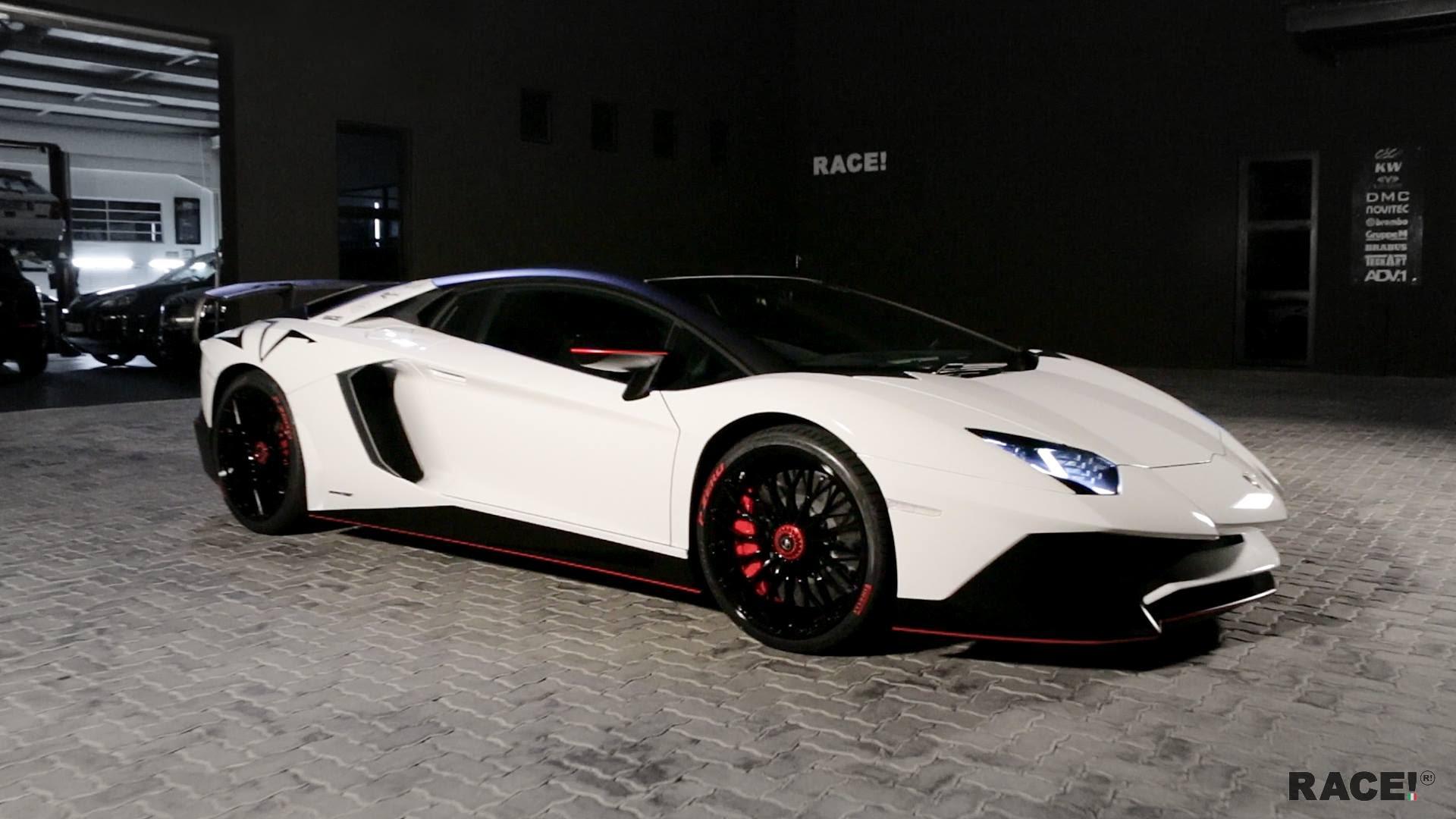 First Lamborghini Aventador SV in South Africa  GTspirit