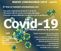 Protocolo de Actuación frente a Casos de Infección por Nuevo Coronavirus COVID-19