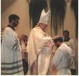 Un nuevo sacerdote, un nuevo susurro de Dios