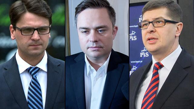 SLD doniesie na zawieszonych posłów PiS do prokuratury