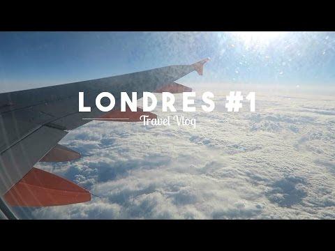 Londres: Cheguei!