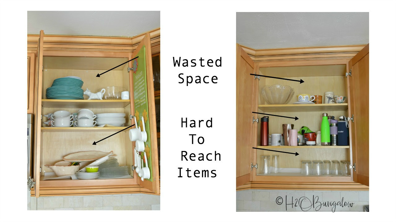 Additional Shelves For Kitchen Cabinets