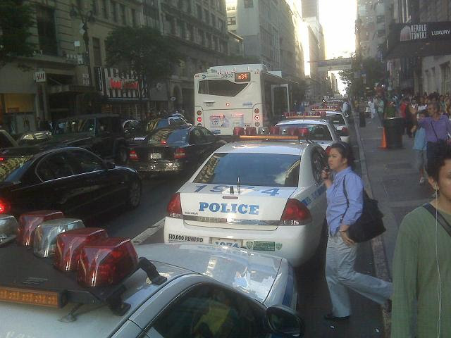 police scofflaws