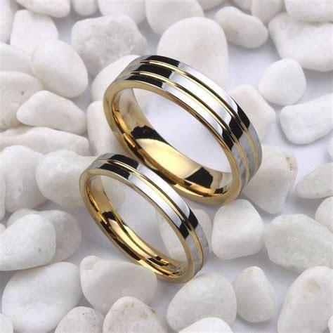 Cheap Tamaño 4 12.5 18 K Oro Blanco plateado anillo de