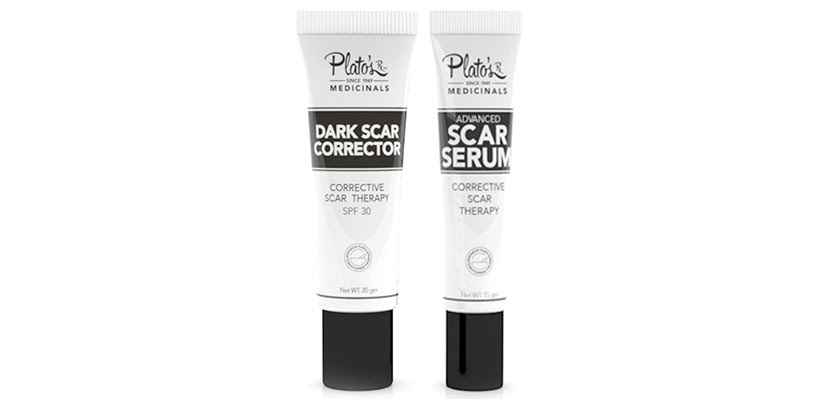 Treating Scars with Plato's Scar Therapy Mini Kit